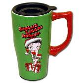【Betty コーヒーマグ】Betty Boop ベティ ブープ キャラクター キッチン グッズ 雑貨 マグカップ マグ USA 直輸入