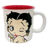 【Betty 52oz. モンスターマグカップ】Betty Boop ベティ ブープ キャラクター キッチン グッズ 雑貨 マグカップ マグ USA 直輸入