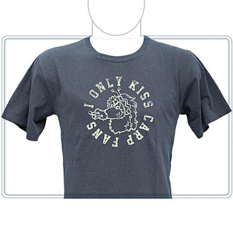 【カープ スライリー ピグメント Tシャツ デニムブルー】カープグッズ CARP カープ グッズ 広島 東洋 公認 ファッション