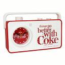Coke (コカ・コーラ) ラジオ アラーム クロック Things Go PJC-JJ11