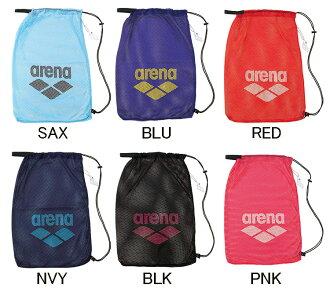 ARN-4445 arena arena mesh bag paddle pull buoy case laundry bag rucksack swimming bag fs3gm
