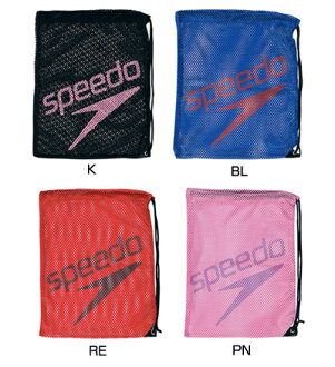 SD92B05 speedo speed mesh bag (M) swimming bags laundry bags swim bag fs3gm