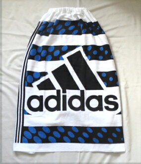 BU162 adidas Adidas jack towel lap towel swimming swimming towel child service kids swimming pool towel