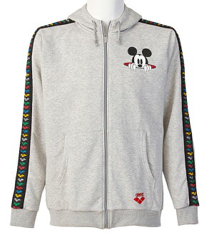 XS and S sizes only! DIS-2365 arena arena disney Disney Mickey sweatshirts Jersey swimming MGRY fs3gm