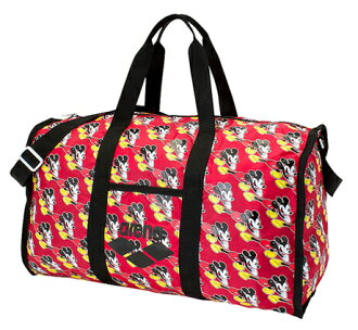 DIS-3313 arena arena disney disney Mickey delivery bag Boston bag swimming swimming RED fs3gm
