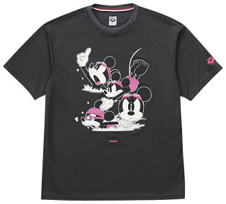 DIS-3368 arena arena disney disney Mickey short sleeves T-shirt swimming DKGR fs3gm