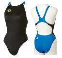 【あす楽対応】【FINA承認】ジュニア130・140サイズ!FAR-2503WNJ arena アリーナ X-PYTHON(X-パイソン) ジュニア女子 子供用 競泳水着リミック ハイレグ 競泳用水着