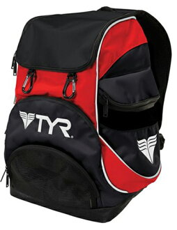 LATBPG2 TYR TIA backpack small team buck Pack スイマーズリュック bag swimming swim bag swimming BKRD fs3gm