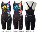 【土日・祝日も毎日出荷】16時までのご注文は当日出荷・・FINA承認 N2JG4240 mizuno ミズノ レディース 女性用 サニースイム ハーフスーツ 競泳水着 競泳用水着