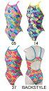 【あす楽対応】XS・Sサイズのみ!N2MA5764 mizuno ミズノ ExerSuits エクサースーツ レディース 女性用 ミディアムカット 練習用水着 練習水着 競泳水着 競泳用水着