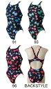 【あす楽対応】N2MA7269 mizuno ミズノ ExerSuits エクサースーツ レディース 女性用 ミディアムカット 練習用水着 練習水着 競泳水着 競泳用水着