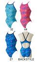 【あす楽対応】N2MA7771 mizuno ミズノ ExerSuits エクサースーツ レディース 女性用 ミディアムカット 練習用水着 練習水着 競泳水着 競泳用水着