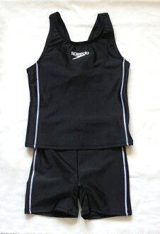 120-150 Size! SD33S27 speedo speed junior women's swimsuit school swimsuit separates separate children's kids ' K fs3gm