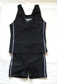 120-150 Size! SD33S27 speedo speed junior women's swimsuit school swimsuit separates separate children's kids ' K fs3gm