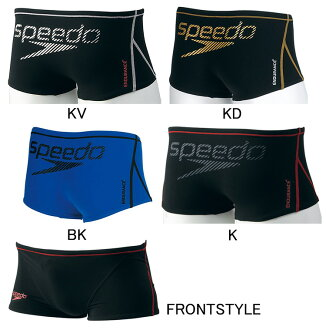 SD81X51 speedo speed DreamTeam dream team men's men's practice for swimwear swimming swimsuit endurance J-train box practice swimwear fs3gm