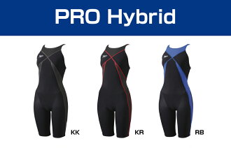 Junior 130・140 size! SD32H04 speedo speed Hybrid Fastskin3 Pro junior women's children's swimming swimsuit short John racing swimsuit fs3gm