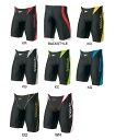 【あす楽対応】SD72C70 speedo スピード FLEXΣ フレックスシグマ メンズ 男性用 競泳水着 ハーフスパッツ 競泳用水着