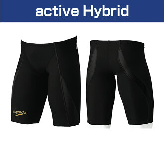 An attributive color! Arrival at swimming race swimsuit half spats swimming race water fs3gm for SD72C05S speedo speed Fastskin-XT active Hybrid men men