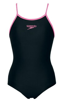 Junior 120-150 size! SD33Y23 speedo speed junior women's swimsuit school swimsuit one piece children's KP
