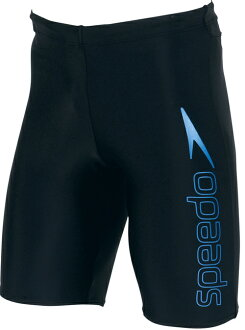 Only as for the large size! Fitness swimsuit half spats for SD88S08 SPEEDO speed men men