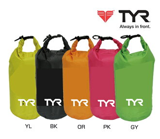 LDBS3 TYR TIA ライトウォータープルーフ bags S swim bag swimming bag pouch swimming fs3gm