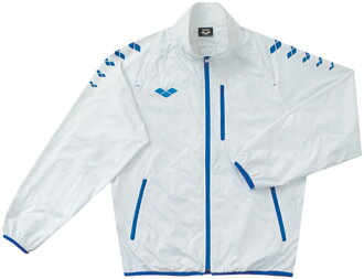 ARN-0300 arena arena training jacket Jersey swimming swimming WHT fs3gm