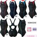 ミズノ(MIZUNO) 女性用 競泳水着 サニースイム ウイメンズローカット(オープン) N2MA5240