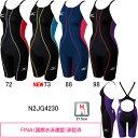 ミズノ(MIZUNO) 女性用 競泳水着 マイティソニックR ウイメンズハーフスーツ N2JG4230【smtb-k】【kb】