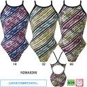 ミズノ(MIZUNO)女性用トレーニング水着 寺川綾コレクションエクサスーツウイメンズミディア
