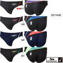 【35%OFF】スピード(SPEEDO)男性用 競泳水着 Fastskin XT-W メンズショートブーン SD77A06