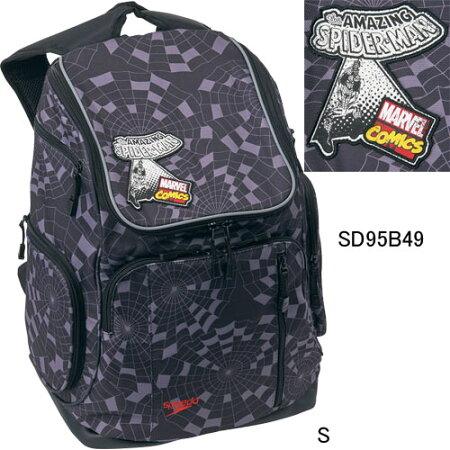 ���ԡ��ɡ�SPEEDO�˥ޡ��٥��MARVEL�˥��ѥ������ޥ��ޡ������å�(��)SD95B49