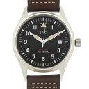[新品] IWC パイロット ウォッチ オートマティック スピットファイア IW326803 ステンレス/ブラウンレザー ブラック文字盤 自動巻き 39mm 腕時計