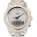 ティソ TISSOT 腕時計 T047.220.44.116.00 T-タッチ マザーオブパール