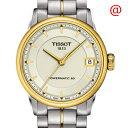 ティソ TISSOT 腕時計 T086.207.22.261.00 ラグジュアリー パワーマティック 80 レディ 自動巻き