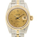 [新品] TUDOR チューダー(チュードル) プリンセスデイト 92413-62433-CHRN SS&YG ステンレス/ゴールド シャンパンゴールド 自動巻き 25mm レディース腕時計