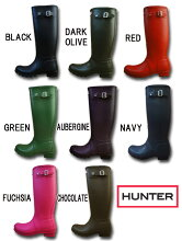 �ϥ󥿡����ꥸ�ʥ�ȡ���HUW23499��HUW23177/HUNTERORIGINALTALL��󥺡���ǥ�����BLACK��AUBERGINE��CHOCOLATE��DARKOLIVE��FUCHSIA��GREENNAVY��RED�쥤��֡���RAINBOOT��󥰾�//��YDKG-m��
