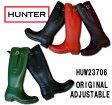 【P10倍 10/24 1:59迄】ハンター 靴 オリジナル アジャスタブル HUW23706 HUNTER ORIGINAL ADJUSTABLE メンズ・レディースBLACK・AUBERGINE・CHOCOLATE・DARKOLIVE・FUCHSIA・GREEN NAVY・RED レインブーツ RAIN BOOT ロング丈