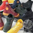パラディウム PALLADIUM スニーカー メンズ レディース 76357 パンパ パドルライト +WPD レインシューズ ブーツ 防水 evid /-
