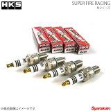 HKS/���å������������� 6�ܥ��å� SUPER FIRE RACING M40HL PLUG M-HL SERIES NISSAN �ա��� KY51,KNY51 �ץ饰