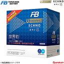 古河バッテリー ECHNO IS UltraBattery/エクノISウルトラバッテリー ノート DBA-E12 2012/09- 新車搭載時:Q-85 品番:Q-85/D23L