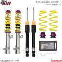 KW カーヴェー Coilovers Version-1 FORD Fiesta JHH 06/17y-