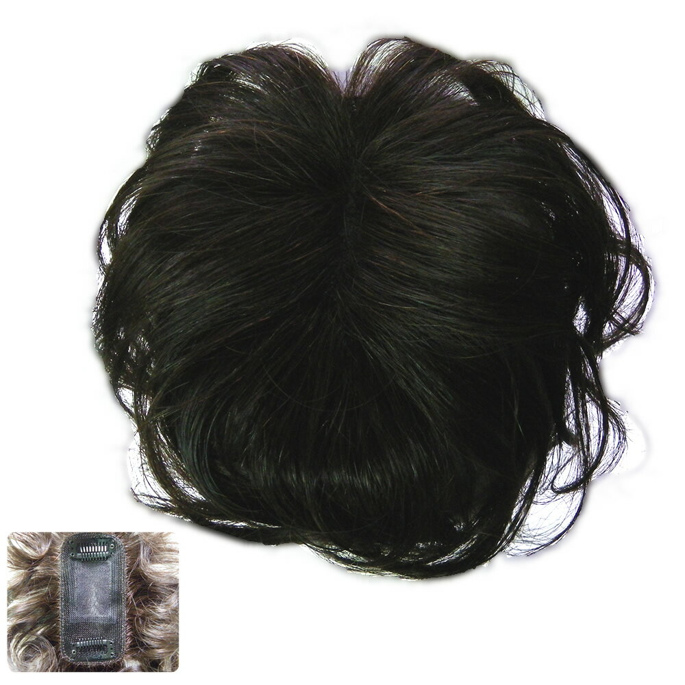 ファッショントップウィッグNaStyleFashionWigType14ウイッグヘアピース部分ポイン
