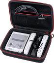 【Nintendo】Smatree 任天堂 ニンテンドークラシックミニスーパーファミコン 収納ケース 保護ケース、バッグ N180-2