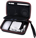 Smatree PC周辺小物整理ケース/ラベルポーチ Apple Pencil Magic Mouse Magsafe電源アダプター 磁気充電ケーブルなど収納ケースA90