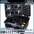 【GoPro】Smatree GoPro HERO4,HERO3,HERO3+,HERO2,SJ4000対応 防水、防塵カメラケース バッグ ブラック SmaCase GA700-4