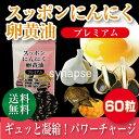 スッポン にんにく 卵黄油 プレミアム60粒(約1ヶ月分)送...