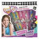 送料無料 12個入り DIY ファッション ウオッチ 子供時計 キッズ とけい 腕時計 かわいい おしゃれ