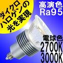 LED電球 E11 非調光タイプ 5W JDRφ50タイプ 新型 高演色 Ra95 (2700K 413lm) (3000K 427lm) 電球色 ダイクロハロゲン 40W-50W相当 照射角30° 1年保証 あす楽対応 BH-0511N