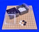 樂天商城 - 連珠セット 新桂5号折連珠盤セット(ガラス碁石椿とプラ角箱)