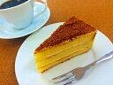 【新商品】五洋食品)プリンケーキ 420g(12個入)(デザート,ケーキ,スイーツ,ぷりん)
